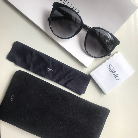 3545beb7654 Celine Thin Mary Sunglasses